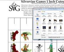 Silvervine Games - Paper Mini Maker Screenshot Thumb